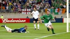 روبي كين يودع إيرلندا أمام منتخب عمان