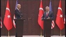 شامی کرد پسپا نہ ہوئے تو امریکی حمایت سے محروم ہوجائیں گے: بائیڈن