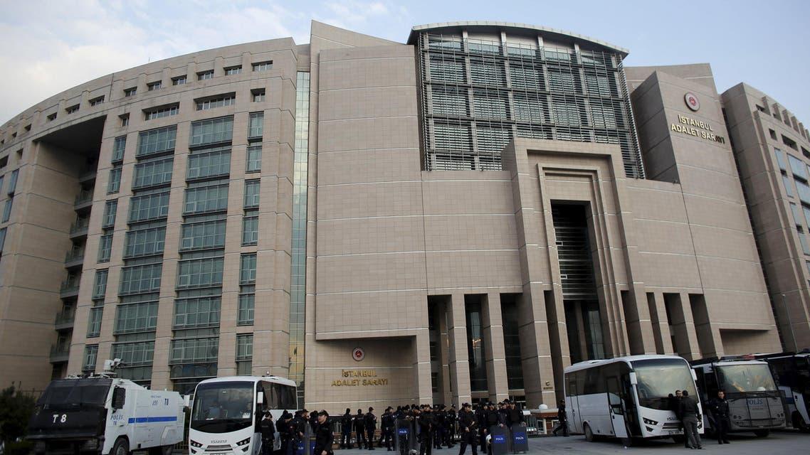 justice palace turkey