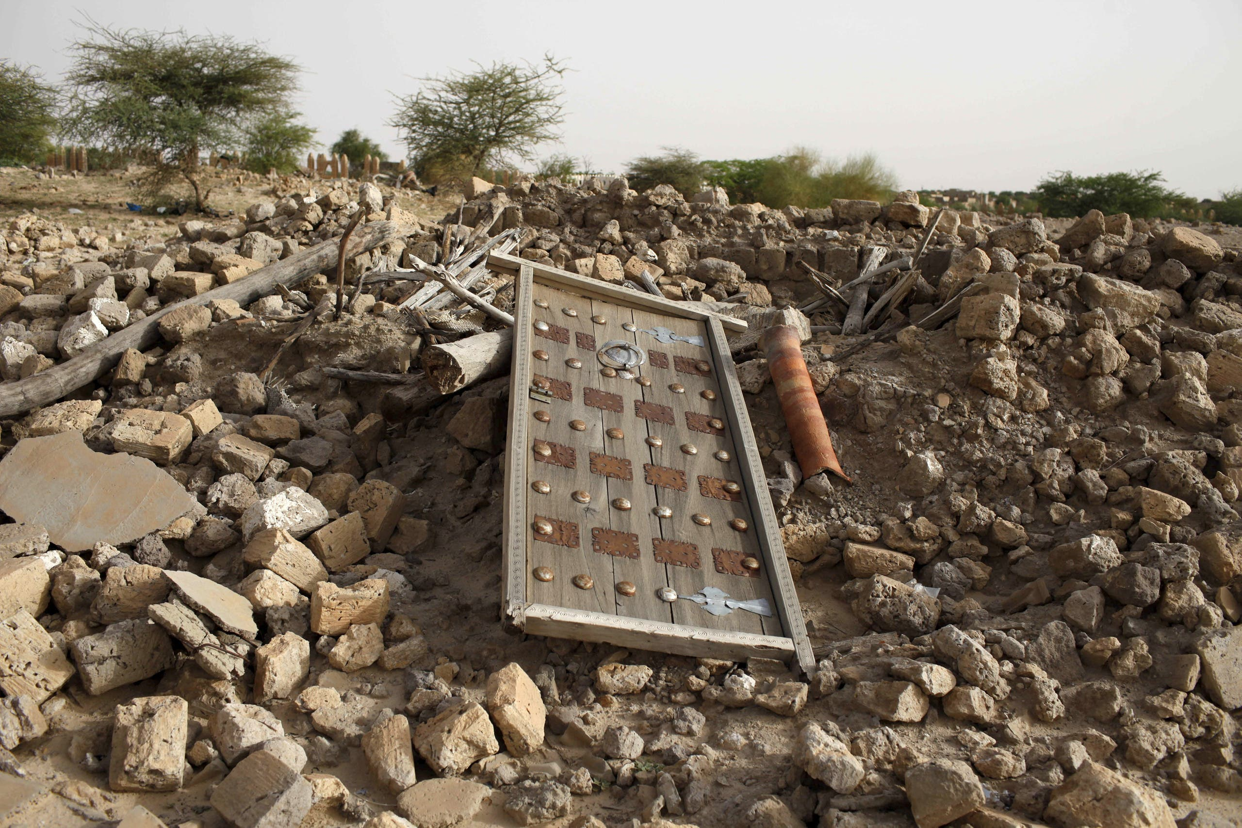 timbuktu rubble