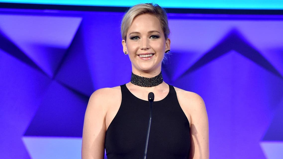 Lawrence's 2016 earnings dropped 11.5 percent from her 2015 total of $52 million. (File photo: AFP)