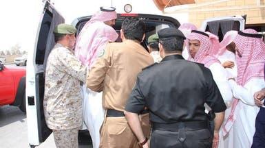 بالصور.. تشييع الشهيد الوكيل الرقيب بندر راشد الرشيدي
