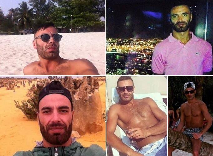 خمس صور لاسماعيل عياد من حسابه الفيسبوكي