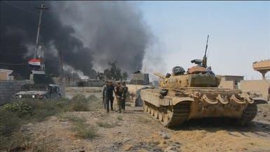 تفاصيل عملية استعادة الجيش العراقي للقيارة من داعش