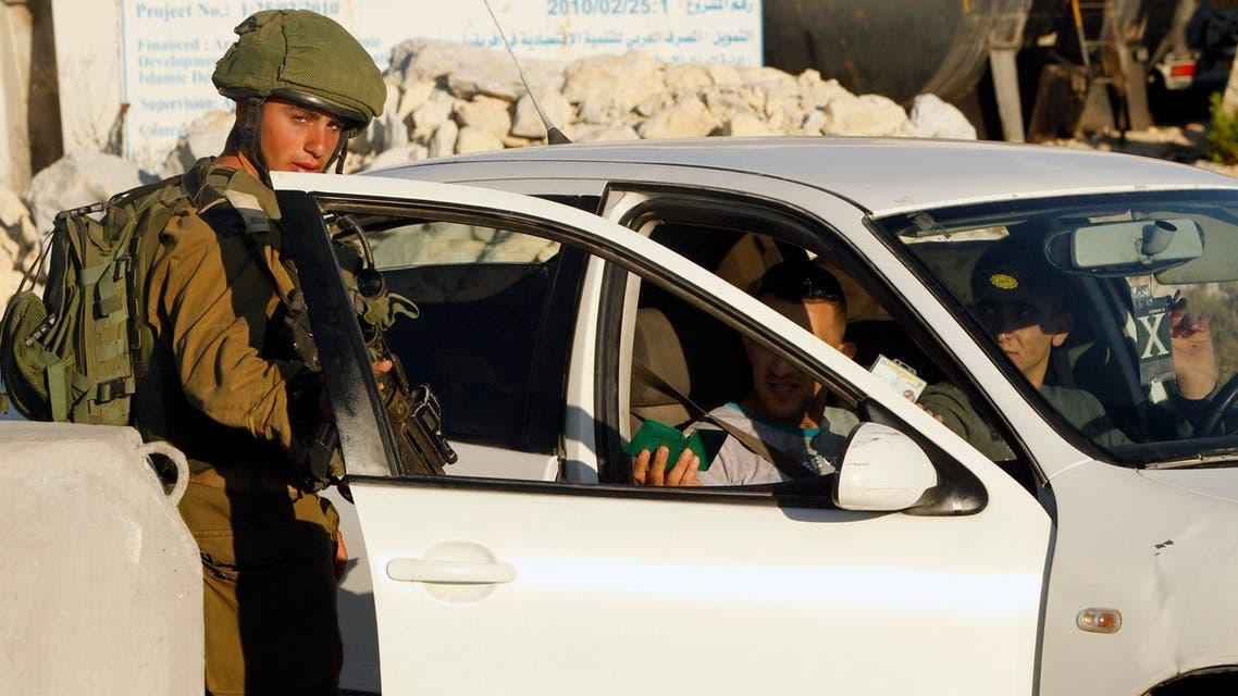 ISRAELI SOLDIER Afp