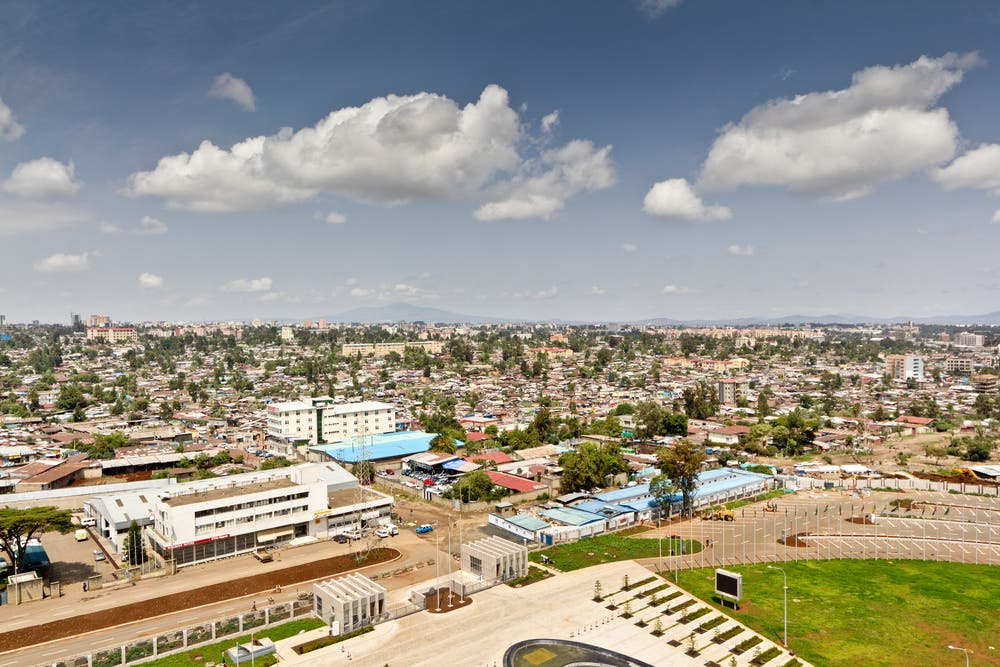 Ethiopia remains more secure than its neighbors in the Horn of Africa, but the country is starting to crumble. (Shutterstock)