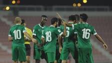 الأخضر ينهي معسكر الدوحة برباعية لاوس