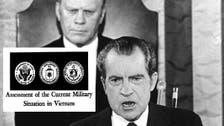CIA declassifies Nixon, Ford briefings