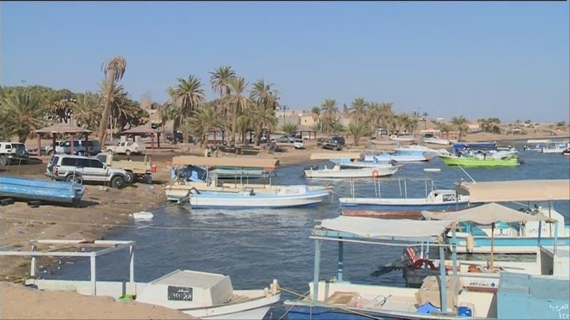 THUMBNAIL_ يعد مرسى الخريبة من أقدم الموانئ على البحر الأحمر