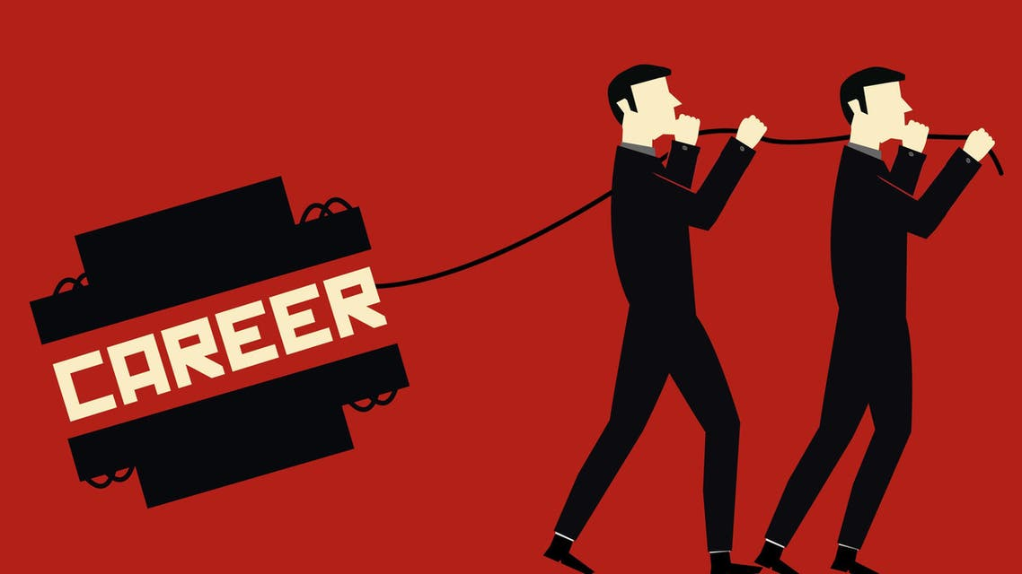 If you think having a good work ethic is enough to get promoted, you have made a fatal career mistake. (Shutterstock)