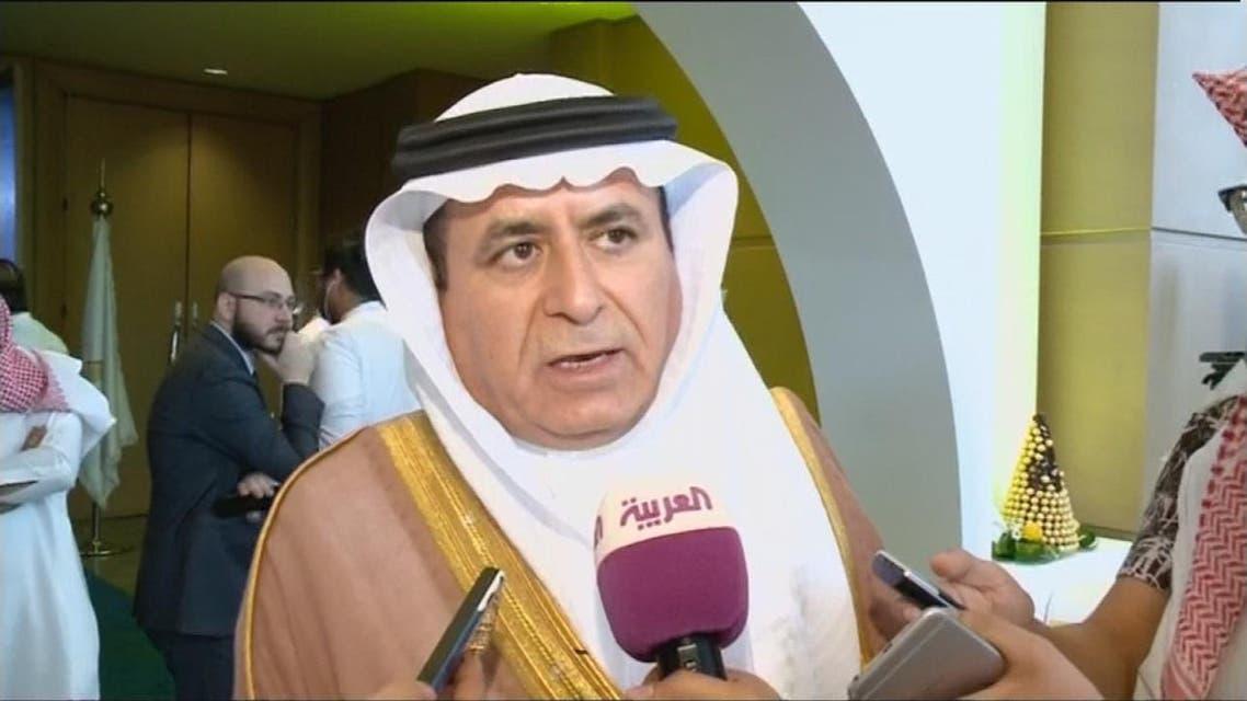 THUMBNAIL_ مقابلة مع سليمان الحمدان وزير النقل السعودي رئيس الهيئة العامة للطيران المدني
