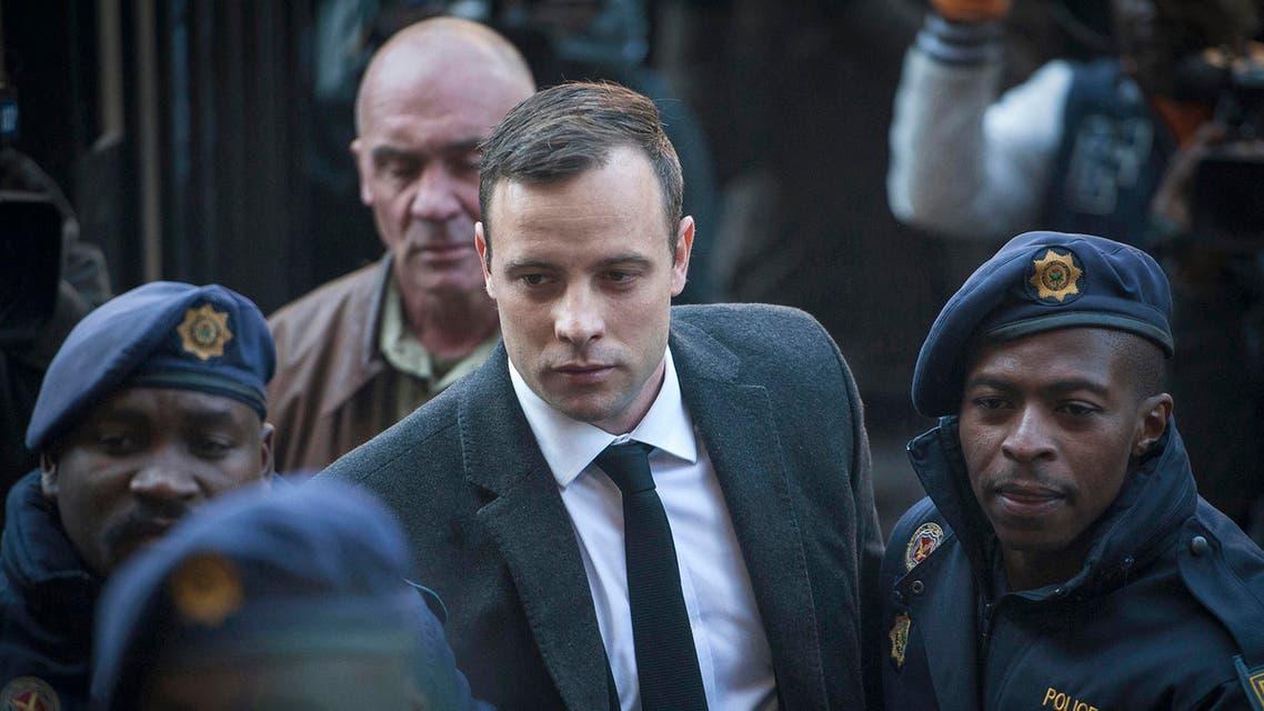 Oscar Pistorius AP