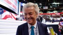 Anti-Islam Dutch lawmaker Wilders calls for ban on Muslim migrants