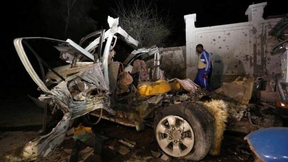 الصومال هجوم تفجير