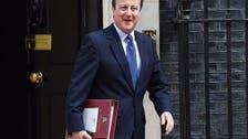 بعد رئاسة وزراء بريطانيا.. كاميرون في هذه الوظيفة!