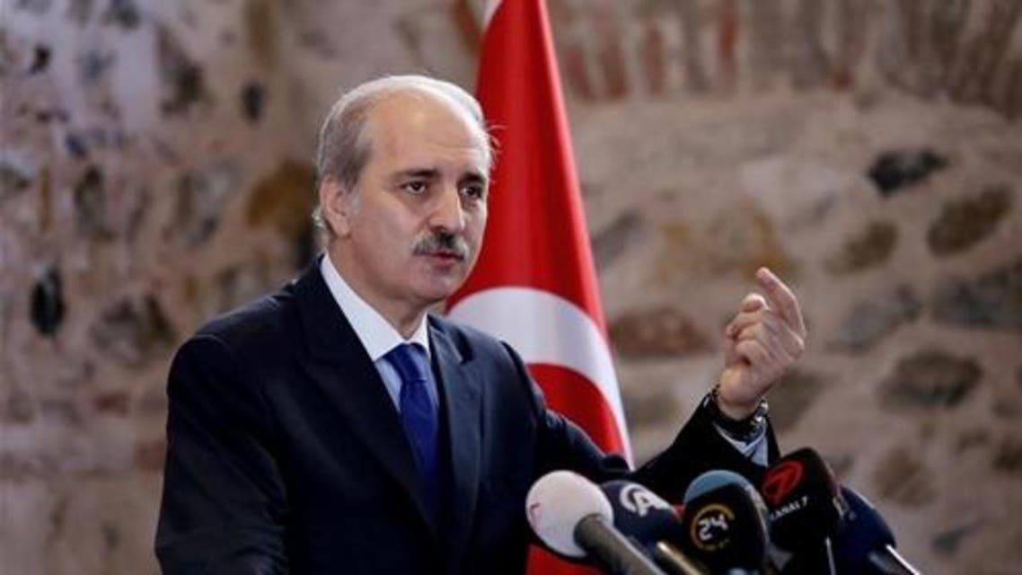 نائب رئيس وزراء تركيا نعمان قورتولموش