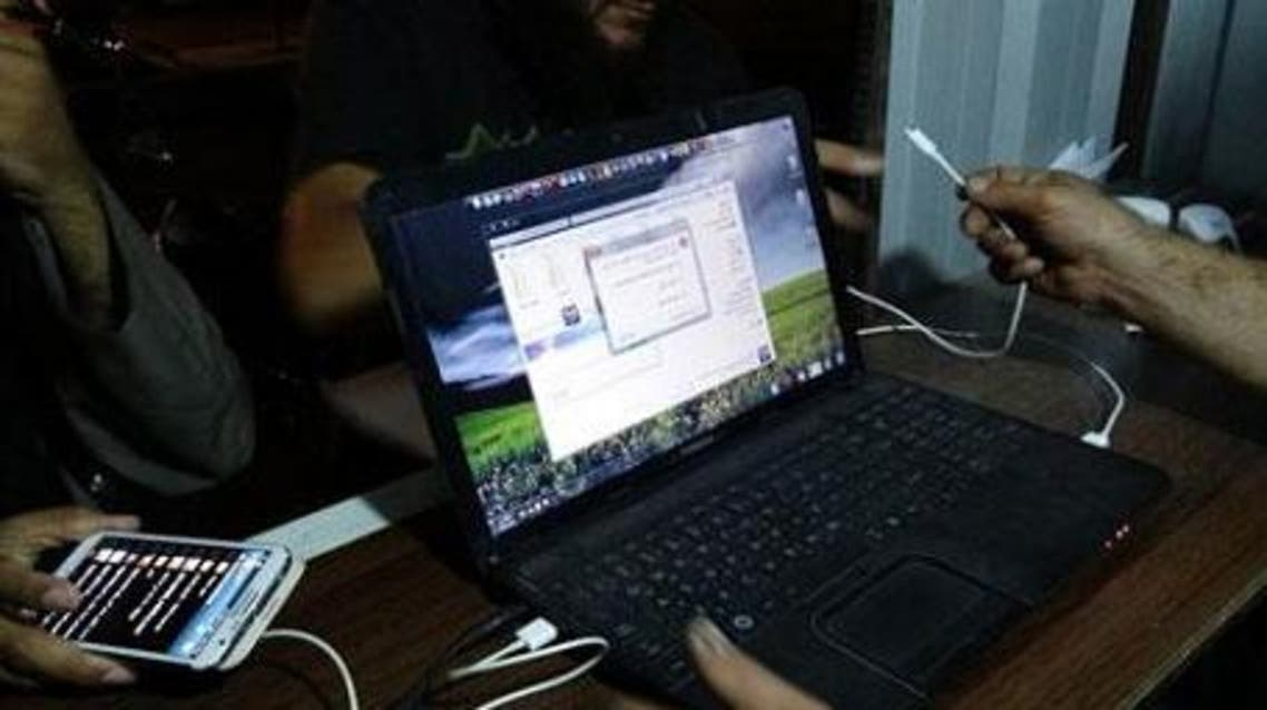 داعش اینترنت