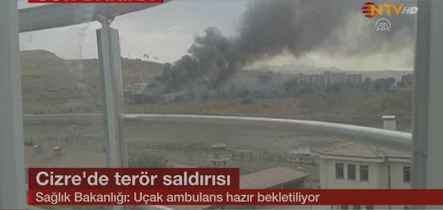 انفجار في تركيا