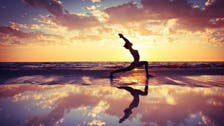 Stretch away stress with this 10-minute yoga routine