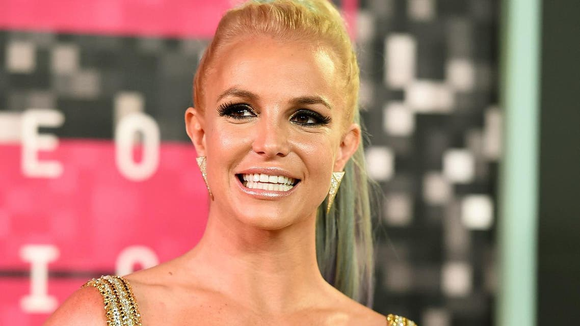 In this Aug. 30, 2015, file photo, Britney Spears arrives at the MTV Video Music Awards in Los Angeles. Spears, Elton John, Alicia Keys and Calvin Harris are among the performers at this year's Apple Music Festival, Apple announced the lineup Wednesday, Aug. 24, 2016. (Photo by Jordan Strauss/Invision/AP, File)