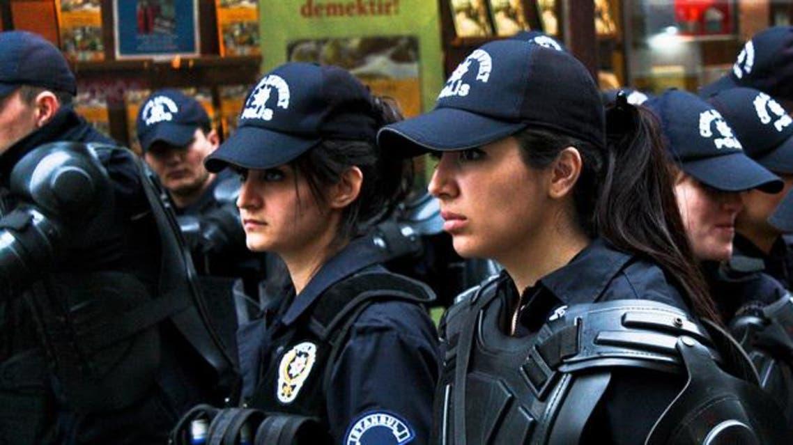 شرطيات تركيات