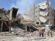 المعارضة توافق على وقف النار لإدخال المساعدات إلى حلب