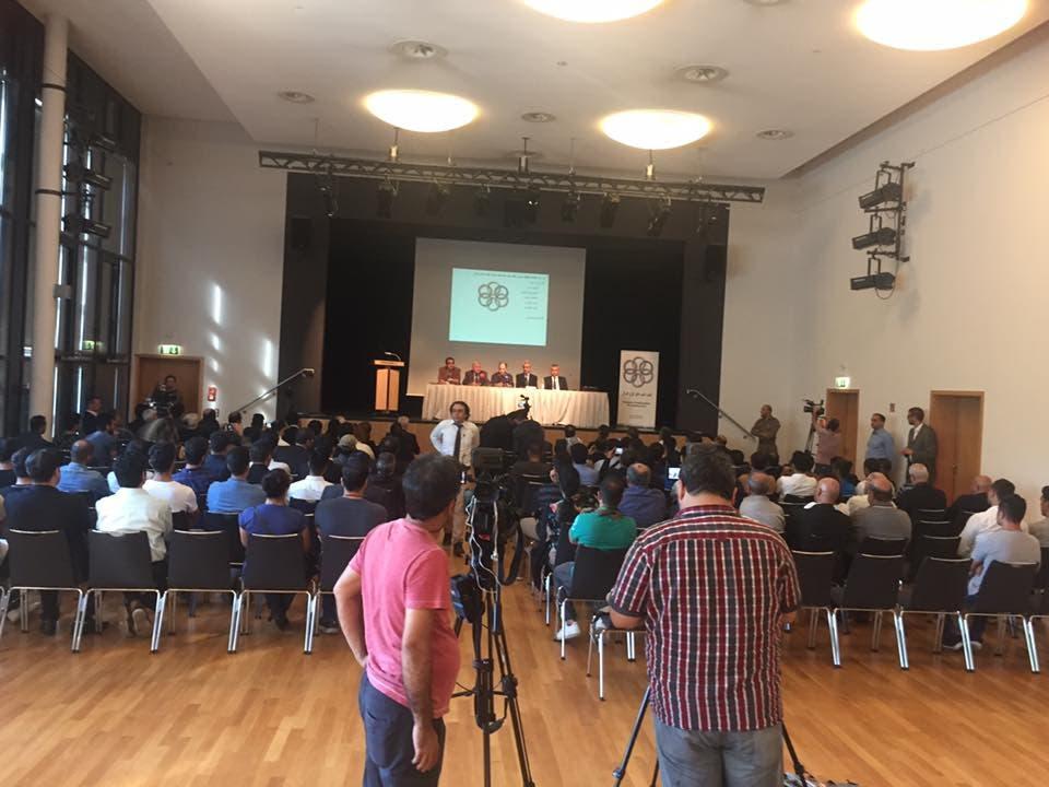 من المؤتمر