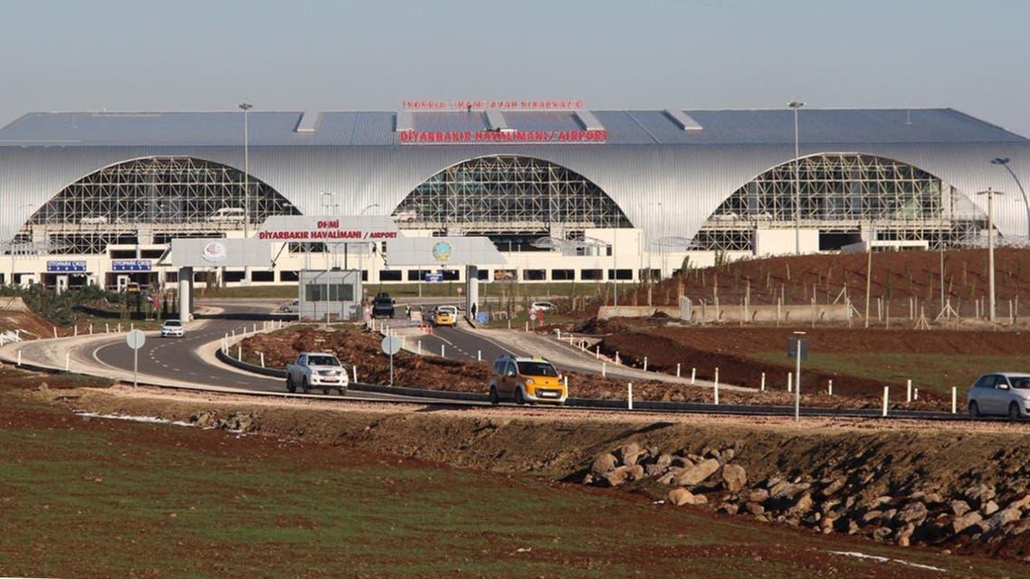 مطار ديار بكر Diyarbakir Airport