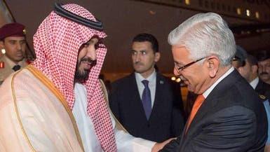 ولي ولي العهد السعودي يزور باكستان والصين واليابان