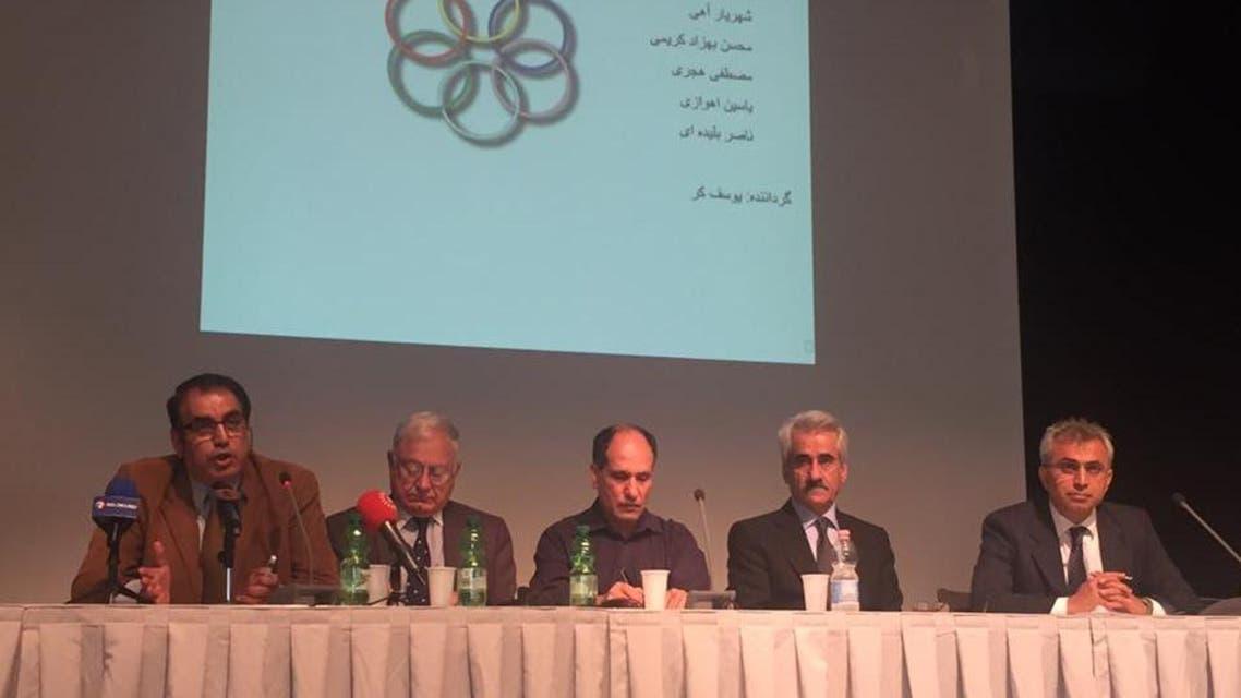 """""""مؤتمر شعوب إيران"""" يدين تدخلات طهران في المنطقة"""