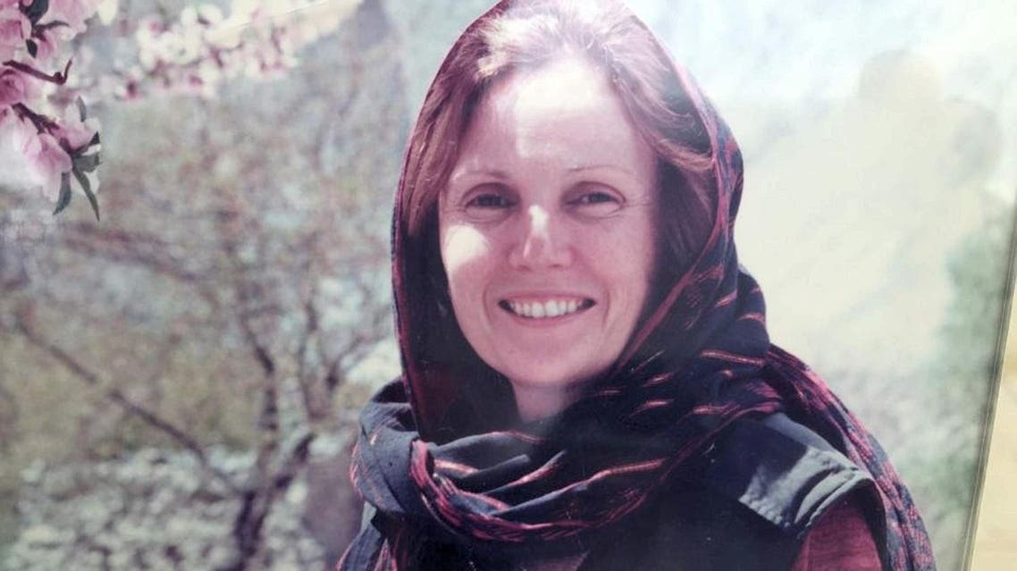 Katherine Jane Wilson (Photo courtesy: The Times)