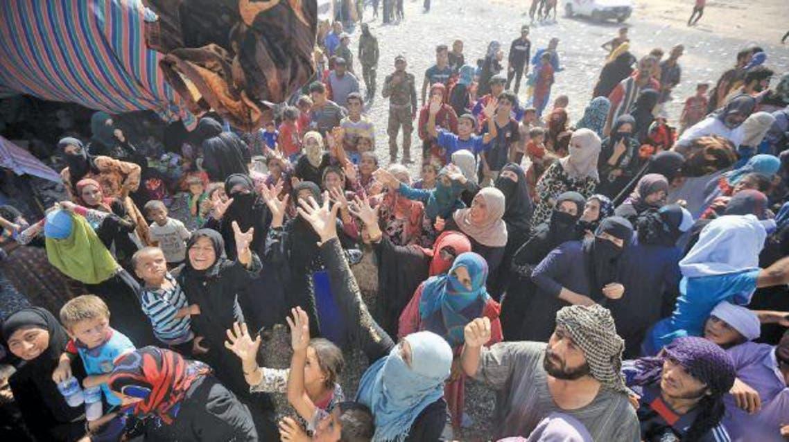 العراق فقراء