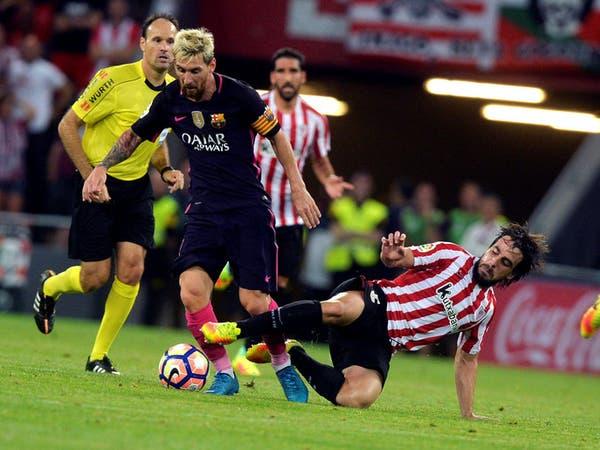 الإصابة تهدد مشاركة ميسي في أول مباراة تحت إدارة باوزا