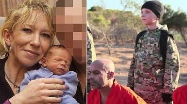 هذا الرضيع في الصورة فجّر رأس كردي برصاصة في سوريا