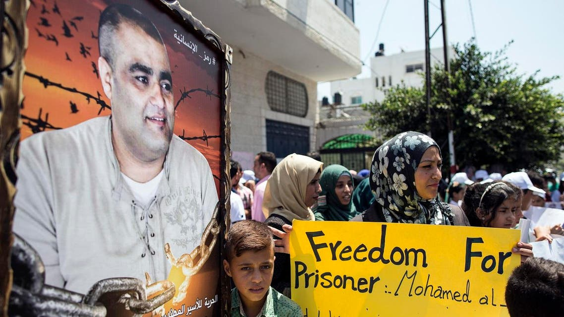 An Israeli court charged Halabi, the Gaza director of the World Vision NGO, with having chanelled millions of dollars in foreign aid to  Hamas and its armed wing. (AFP)