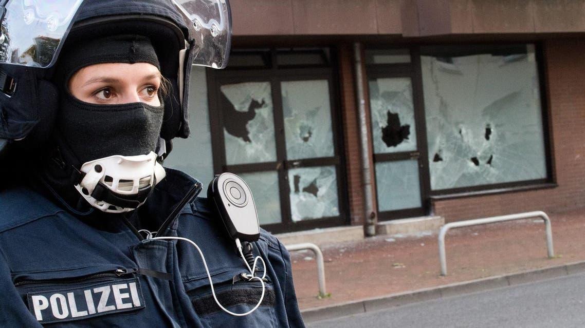 germany police AFP