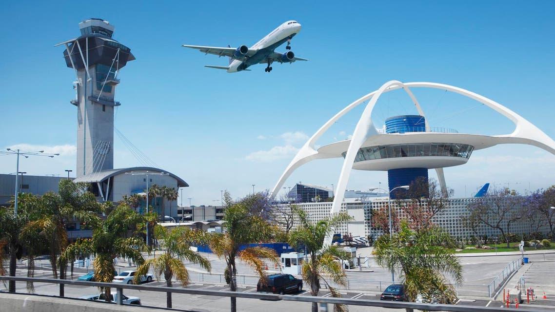 مطار لوس أنجلوس آي ستوك