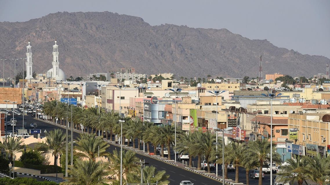 At least five children were killed and scores of adults injured since Sunday in Saudi border towns of Jazan, Najran and South Dhahran this week. (AFP)