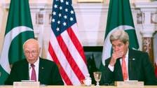 پاکستان دوسروں سے مل کر دہشت گردی کے خلاف جنگ لڑے : جان کیری
