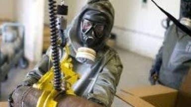 ليبيا تتخلص من ترسانتها الكيمياوية