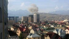 Explosion at Chinese embassy in Kyrgyzstan leaves several dead