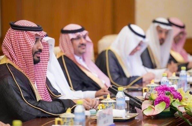 دیدار شاهزاده محمد بن سلمان از چین