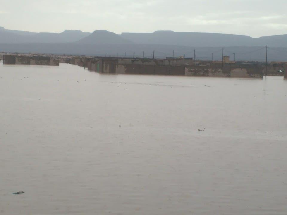 سيول موريتانيا أحدثت أضرارا كبيرة للسكان