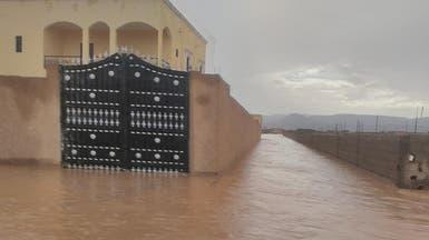 موريتانيا.. السيول تشرد المئات من السكان