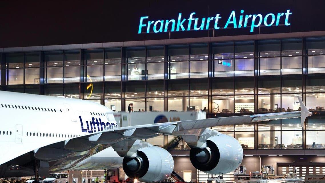 مطار فرانكفورت