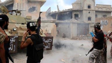 القوات الليبية تشن هجوما على آخر مواقع داعش في سرت