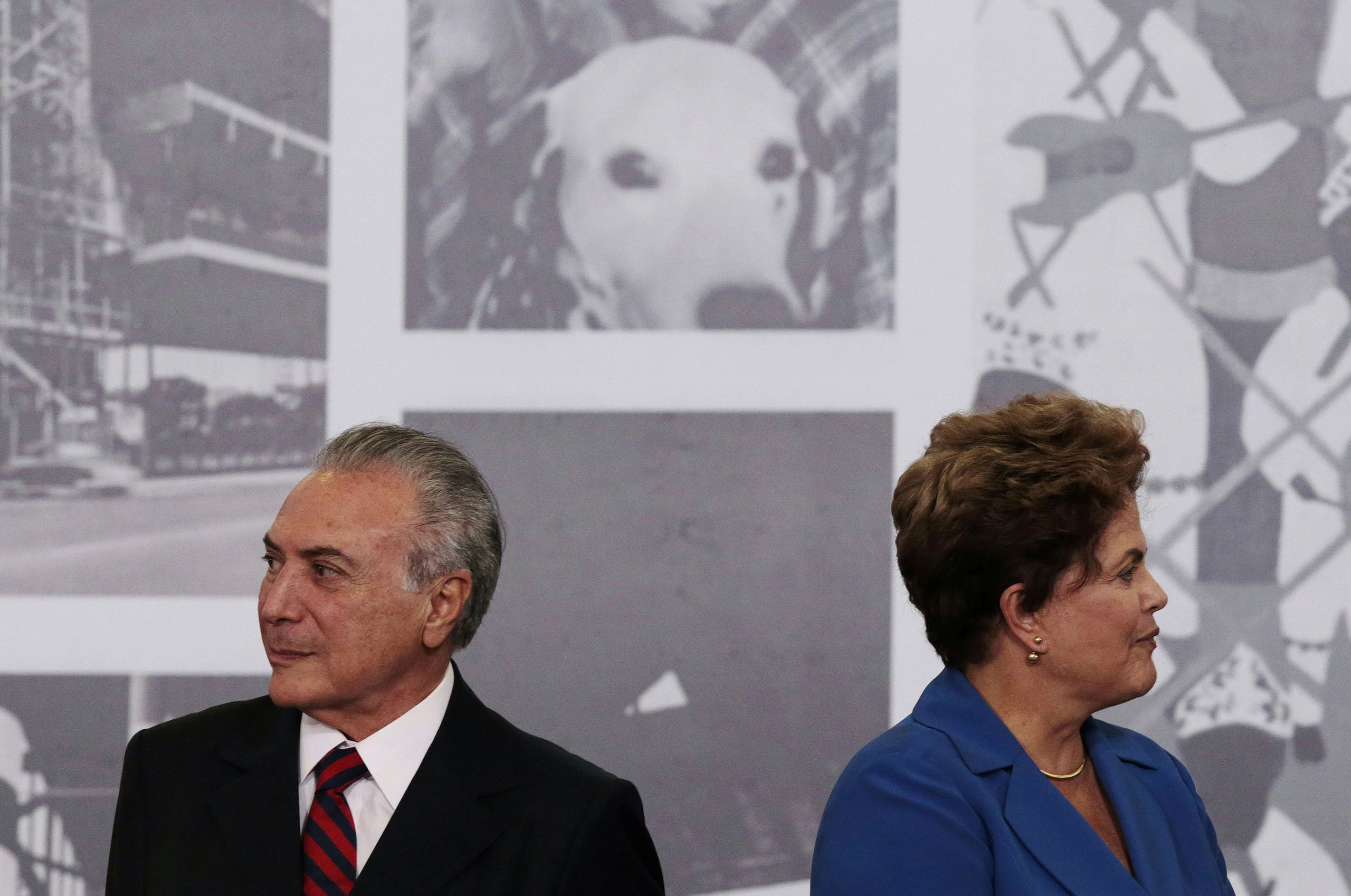 Roussef's successor, Michel Temer, has run Brazil since her suspension in May. (Reuters)