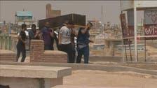 العراق.. مئات الجنائز لقتلى الميليشيات بمقبرة النجف