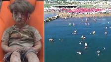 شامی صدر کی نادانی کی انتہا ، سیاحوں کو تعطیلات گزارنے کی دعوت