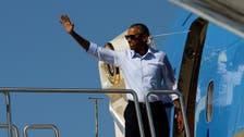 Obama leaves Washington to attend final G20 summit